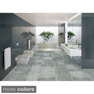 Emrytile 'Cementi' 24 x 24 Porcelain Tile (15.49 sq ft per box)