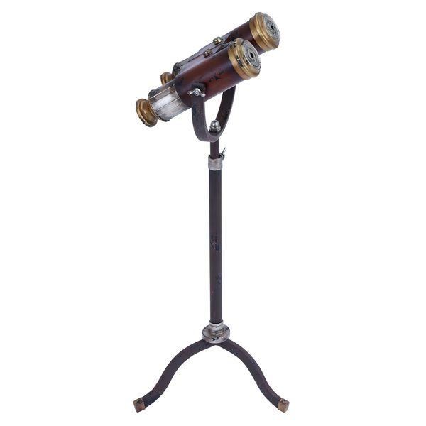 Classic Style Free Standing Binoculars