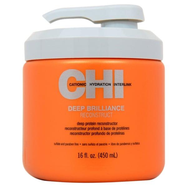 CHI Deep Brilliance Reconstruc Deep Protein 16-ounce Reconstructor