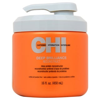 CHI Deep Brilliance Reconstruc Deep Protein 16-ounce Reconstructor