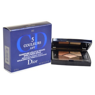 Christian Dior 5 Couleurs Lift Primer & Eyeshadow 642 Lifting Amber Palette