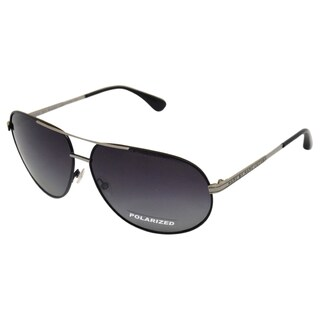 MMJ 215/P/S ECEWJ Matte Black Ruthenium Polarized by Marc Jacobs for Men - 63-12-135 mm Sunglasses