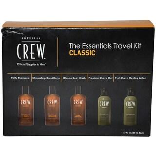 American Crew The Essentials 5-piece Travel Kit