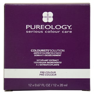 Pureology Serious Colour Care Anti Drying Pre 12x20 ml Treatment