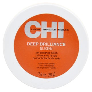 CHI Deep Brilliance Glisten Silk Brilliance Polish 2.6-ounce Pomade