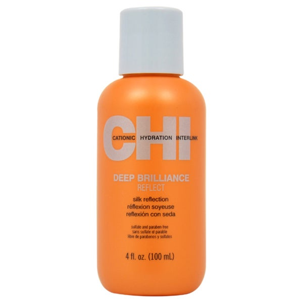 CHI Deep Brilliance Reflect Silk Reflection 4-ounce Treatment