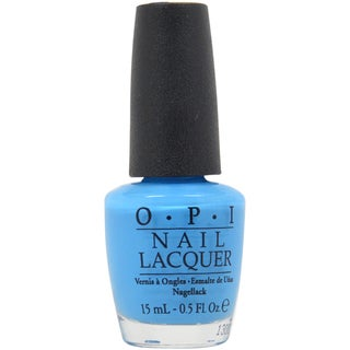 OPI No Room For The Blues Nail Polish