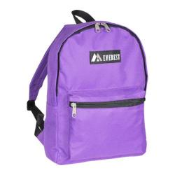 Everest Basic Backpack (Set of 2) Dark Purple