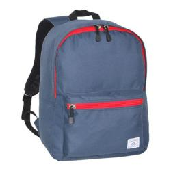 Everest Deluxe Laptop Backpack 1045LT Navy