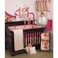 Cotton Tale Sundance 8-piece Crib Bedding Set