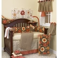 Cotton Tale Peggy Sue 8-piece Crib Bedding Set