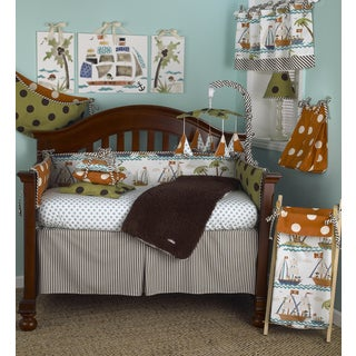 Cotton Tale Aye Matie 7-piece Crib Bedding Set