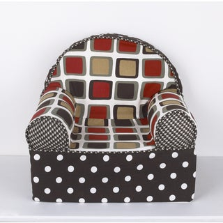 Cotton Tale Baby's 1st Chair in Houndstooth