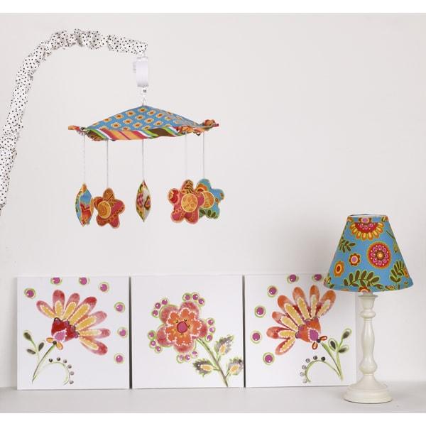Cotton Tale Gypsy Nursery Decor Kit