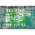 Parvez Taj 'To the Beach' Canvas Art