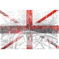 Parvez Taj 'London 2' Canvas Art