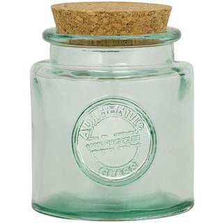 Authentic' Glassware Jar 16 ounces