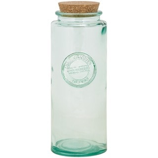 Authentic' Glassware Jar Tall 49 ounces