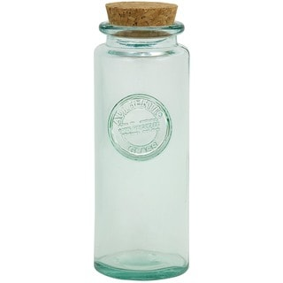Authentic' Glassware Jar Short 7 ounces
