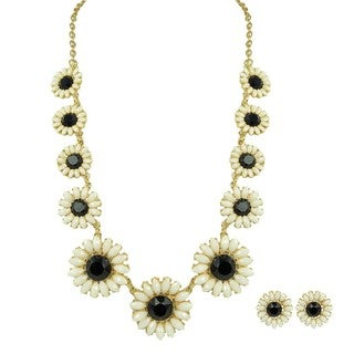 Kate Marie Fashion Wildflower Necklace
