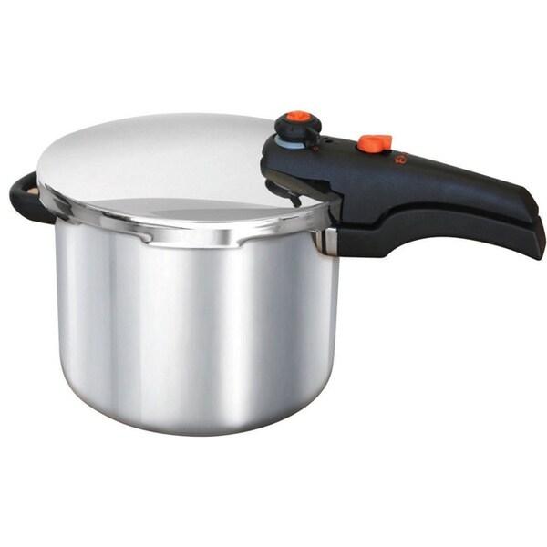 Manttra Smart 8-quart Pressure Cooker