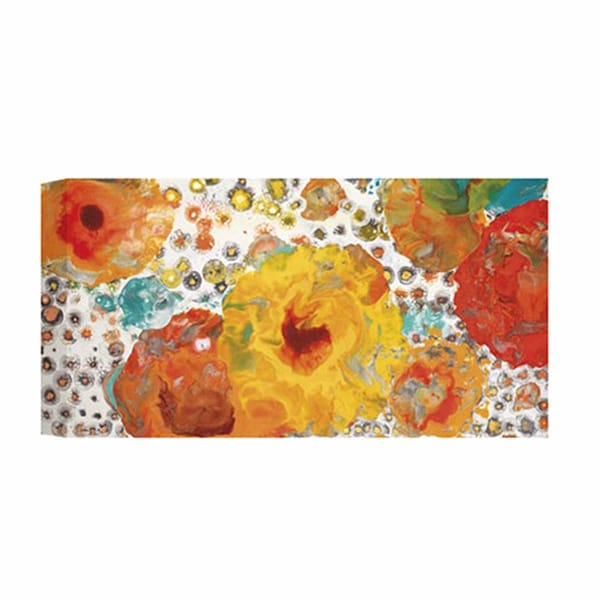 Lynn Basa 'Outburst II' Canvas Art