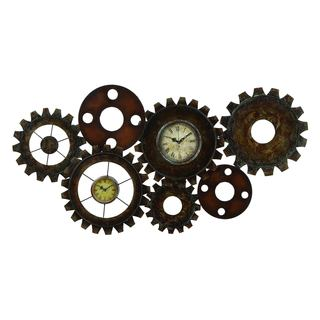 Clock Gear Wall Art
