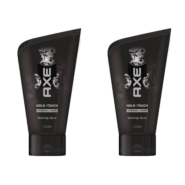 AXE Styling Aid Hold Plus Touch 3.2-ounce Spiking Glue (Pack of 2)