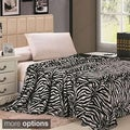 Zebra Striped Blanket
