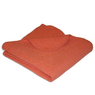 Serenity Spice Quilted Throw