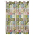 Kaluwa Patchwork Shower Curtain