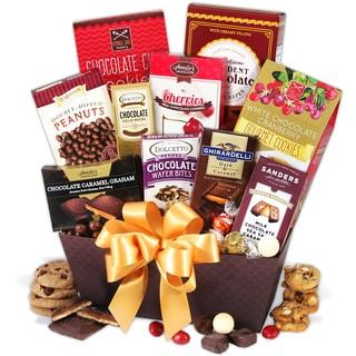 Classic Chocolate Gift Basket