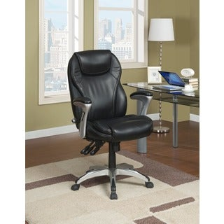 Serta Ergo-executive Black Office Chair