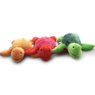 Loopies Teeny Tiny Teacup Turtle Pet Toy (3-pack)