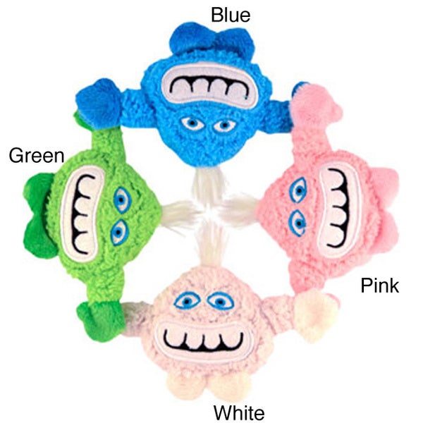 Loopies Monster 3-inch Catnip Cat Toy