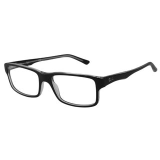 Ray-Ban Readers Men's RB5245 Rectangular Reading Glasses