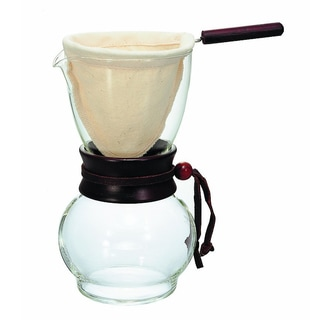 Hario DPW-3D Drip Pot 480-milliliter (16-ounces)