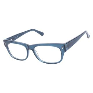 Joseph Marc 4111 Azure Blue Prescription Eyeglasses