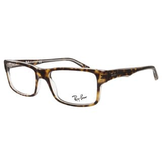 Ray-Ban RB5245 5082 Havana Crystal Prescription Eyeglasses