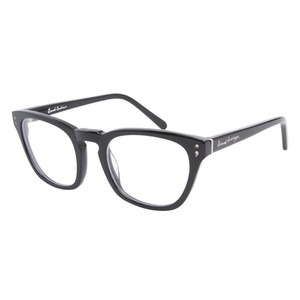 Derek Cardigan 7023 Black Prescription Eyeglasses