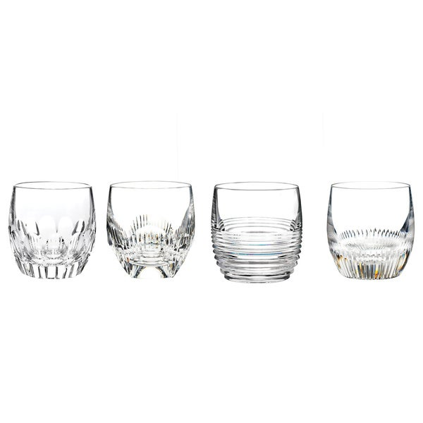 Waterford Mixology Clear Double Old Fashioned (Set of 4)