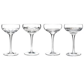 Waterford Mixology Clear Coupes (Set of 4)