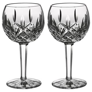 Waterford Classic Lismore Balloon Wine Glasses (Set of 2)