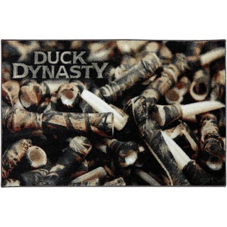 Duck Dynasty Duck Calls Accent Rug (2'6 x 3'10)