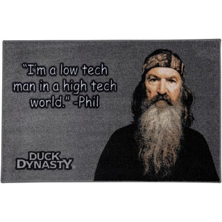 Duck Dynasty Phil Accent Rug (2'6 x 3'10)