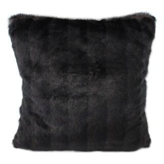 Austin Horn Classics Nanterre Luxury Fur Pillow