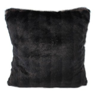 Austin Horn Classics Nanterre Luxury Fur Pillow