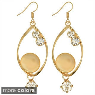 Kate Marie 'Camila' Swank Look Dangle Earrings