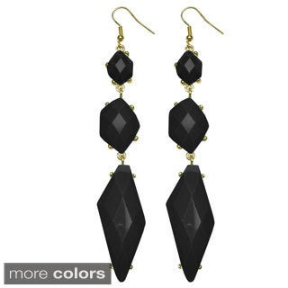 Kate Marie 'Flora' Flirty Look Dangle Earrings