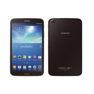 Samsung T310 Galaxy 3 8-inch 16GB Wi-Fi Black Tablet